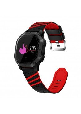 Smart Watch K5 Sport Red