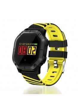 Smart Watch K5 Sport Yellow