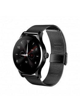 Smart Watch K88H Black