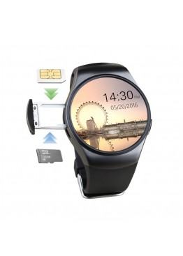 Smart Watch KW18 Black