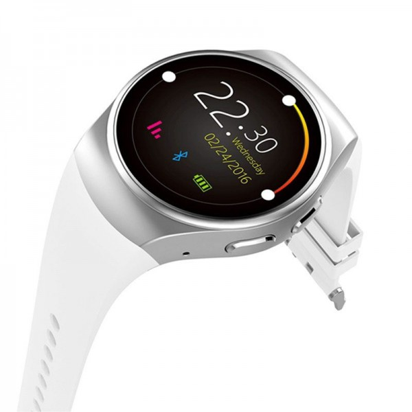 Smart Watch KW18 Silver