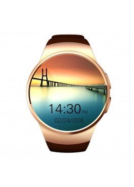 Smart Watch KW18 Gold