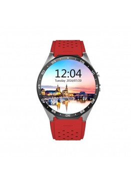 Smart Watch KW88 Red Android
