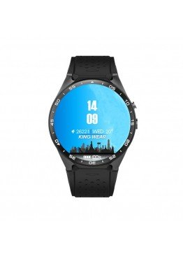 Smart Watch KW88 Black Android