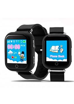 Smart Baby Watch Q100S Black