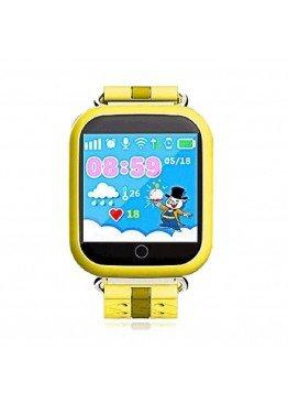 Smart Baby Watch Q100S Yellow