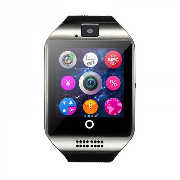 Smart Watch Q18 Apro Silver