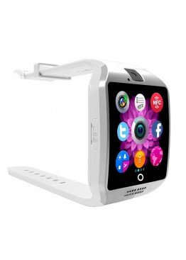 Smart Watch Q18 Apro White