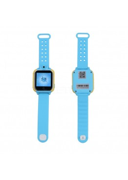 Smart Baby Watch Q200 Blue