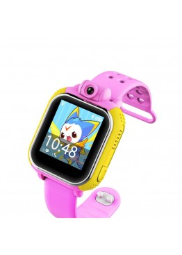 Smart Baby Watch Q200 Pink