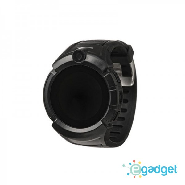 Smart Baby Watch Q360 Black with flashlight