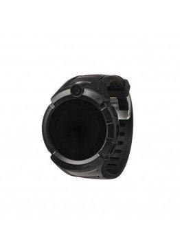 Smart Baby Watch Q360 Black with flashlight