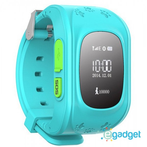Smart Baby Watch Q50 Blue