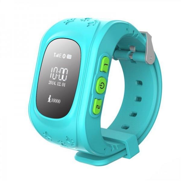 Smart Baby Watch Q50 Blue