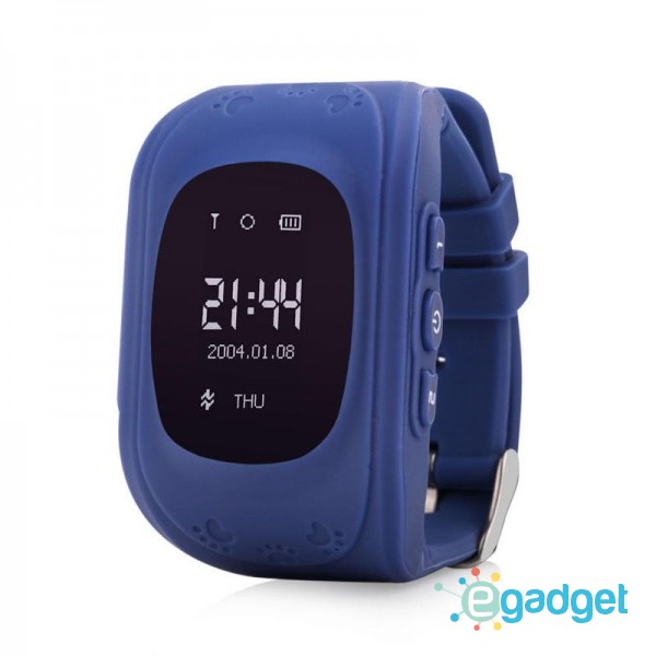 Smart Baby Watch Q50 Dark Blue
