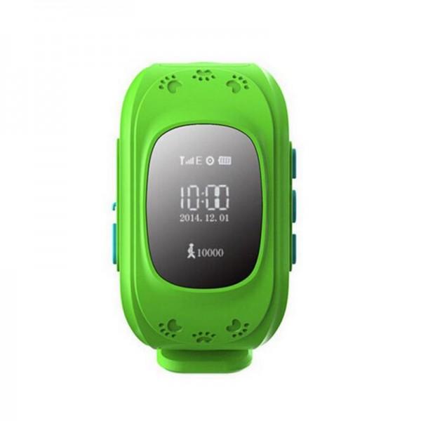 Smart Baby Watch Q50 Green