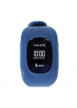 Smart Baby Watch Q50 Dark Blue