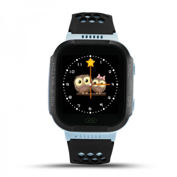 Smart Baby Watch Q529 Blue with flashlight