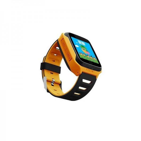 Smart Baby Watch Q528 Yellow with flashlight