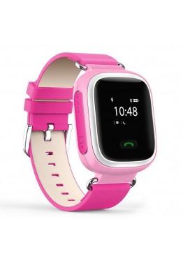Smart Baby Watch Q60 Pink