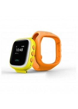 Smart Baby Watch Q60 Yellow