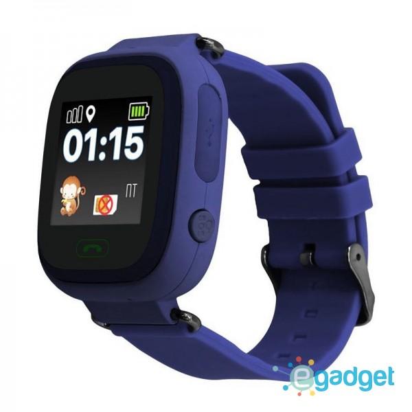 Smart Baby Watch Q90 (Q100) Dark Blue