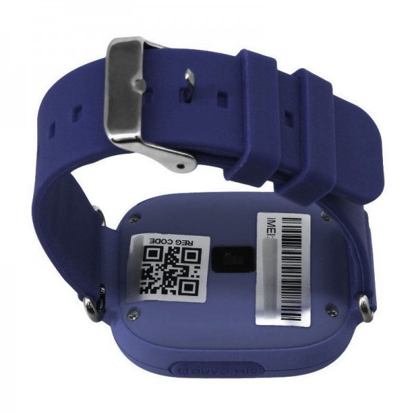 Smart Baby Watch Q90 (Q100) Dark Blue