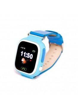 Smart Baby Watch Q90 (Q100) Blue