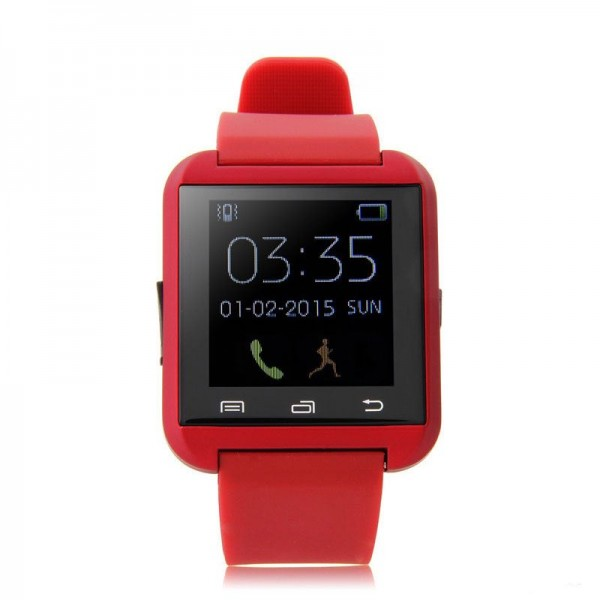 Smart Watch U8 Red