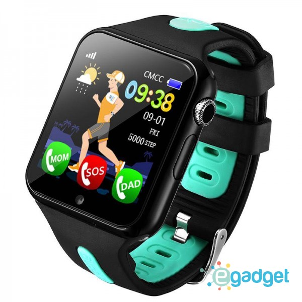 Smart Baby Watch V5K Green