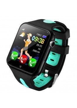 Smart Baby Watch V5K Green