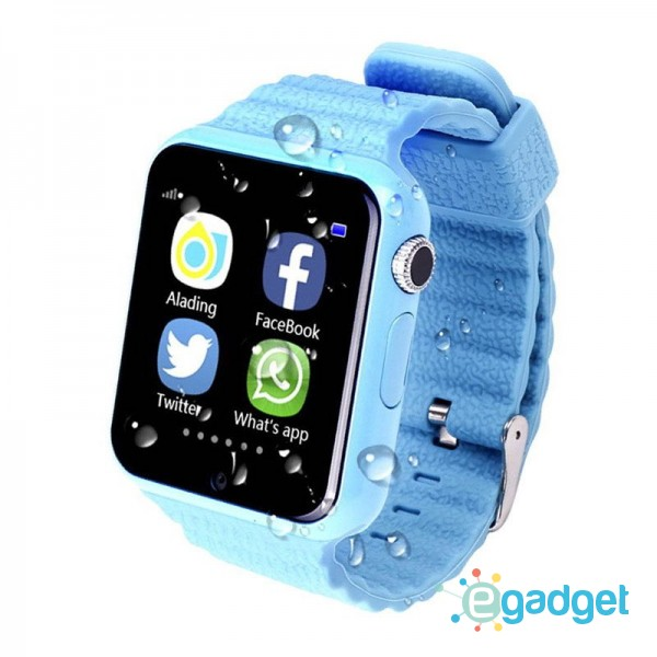 Smart Baby Watch V7K Blue