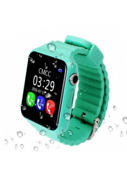 Smart Baby Watch V7K Green