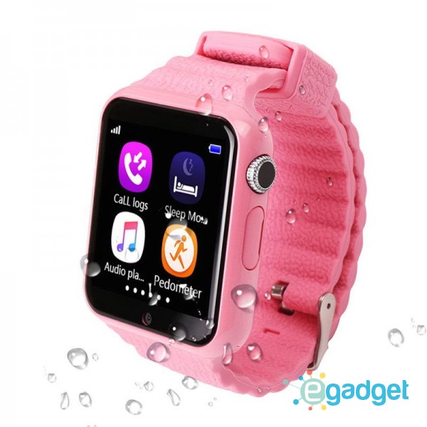 Smart Baby Watch V7K Pink