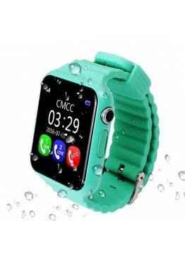 Smart Baby Watch V7K Green