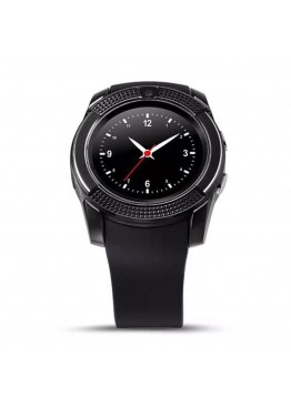 Smart Watch V8 Black