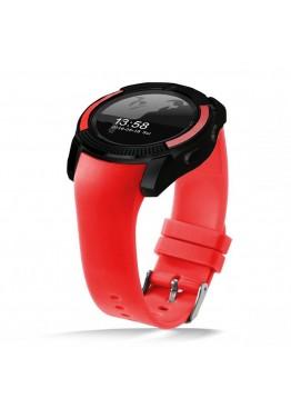 Smart Watch V8 Red
