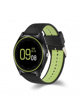 Smart Watch V9 Black Green