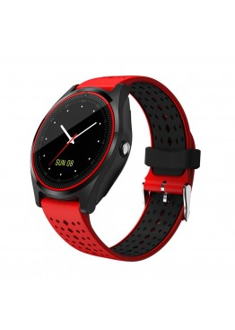 Smart Watch V9 Red