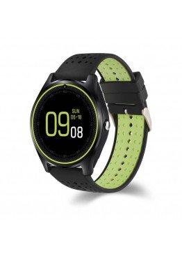 Smart Watch V9 Black Green