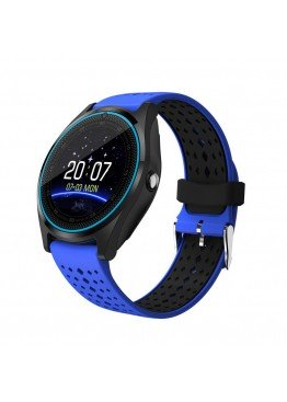 Smart Watch V9 Blue