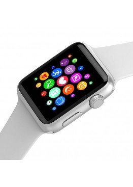 Smart Watch IWO 5 (W54) Silver