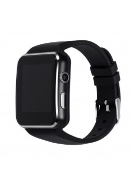 Smart Watch X6 Black
