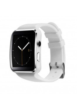 Smart Watch X6 Plus White Original