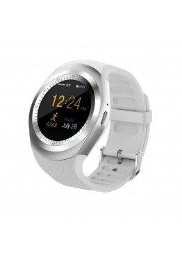 Smart Watch Y1 Silver