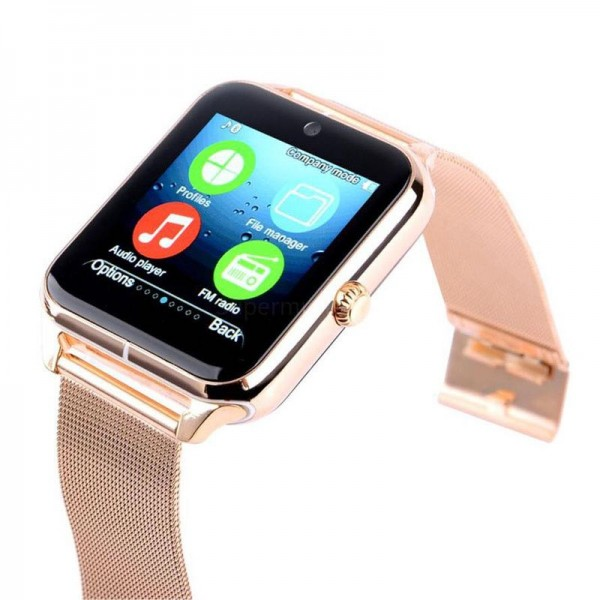 Smart Watch Z50 Gold