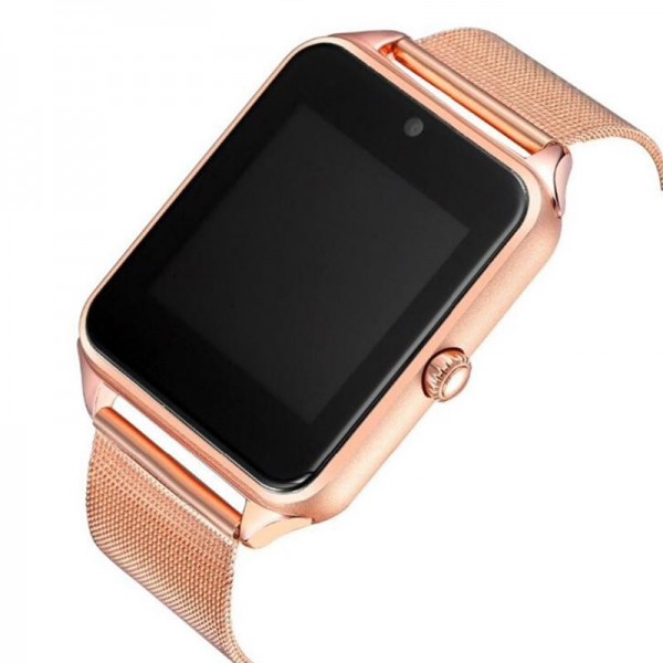 Smart Watch Z60 Gold