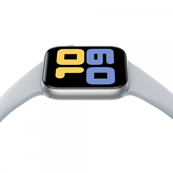 Smart Watch IWO 15 Original Silver