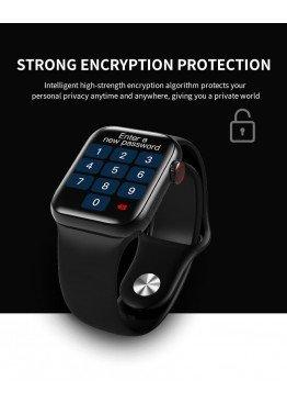 Смарт часы Smart Watch IWO 12 high watch Original  Black