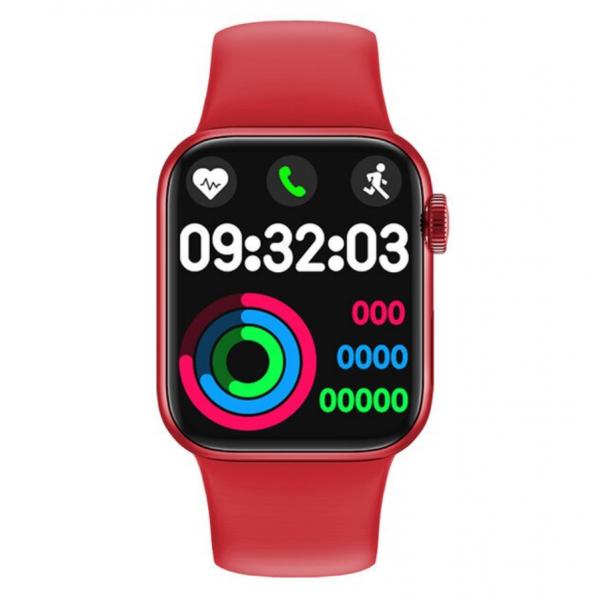 Smart Watch IWO 12 high watch Original  Red